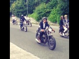 The Distinguished Gentleman's Ride 2013