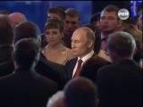 Новогоднее обращение/поздравление (второе) президента России В. В. Путина, 2014 год.